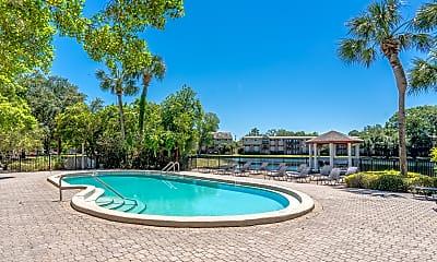 Pool, River City Landing, 1