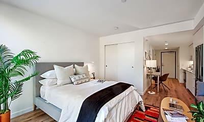 Bedroom, 188 Octavia St, 1