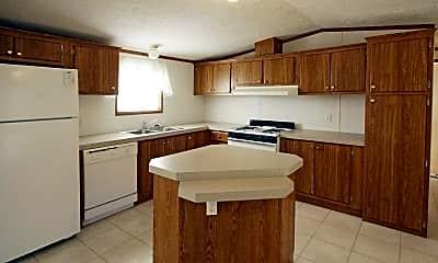Kitchen, Knollwood Estates, 1