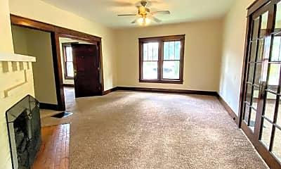Living Room, 223 E 8th St, 1