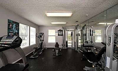Fitness Weight Room, 825 E Pleasant Run Rd, 2
