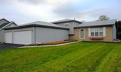 Building, 898 Cottonwood Drive, 0