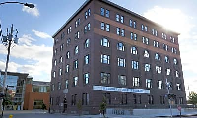 Building, Rumely Lofts, 1