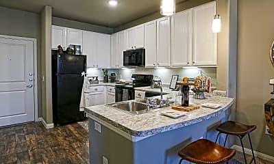 Kitchen, Commons of Chapel Creek, 0