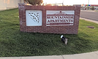 Mountainside Apartments, 1