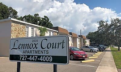Lennox Court, 1