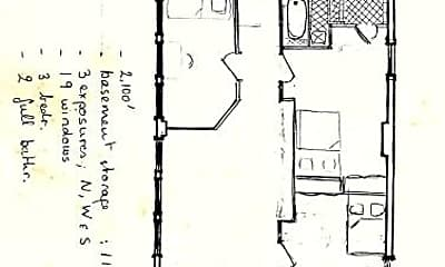 Living Room, 451 Broome St, 2