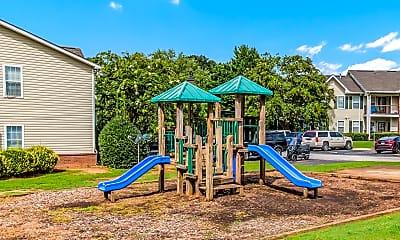 Playground, Oconee Springs, 2