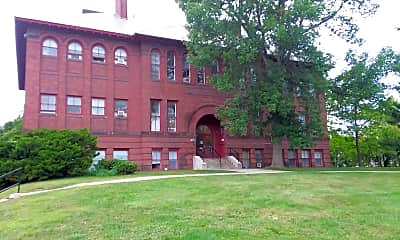 Champlain School Apartments, 0