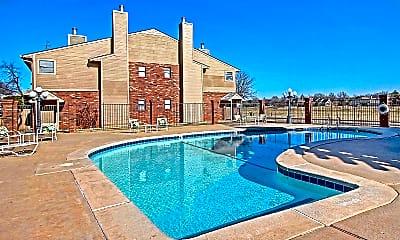 Pool, Spring Hollow Condominiums, 0