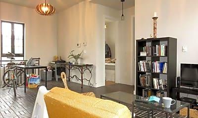 Living Room, 10 Locust St, 1