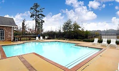 Pool, Reunion Court Apartments, 0
