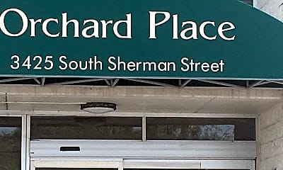 Orchard Place, 1