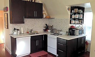 Kitchen, 1386 McAllister St, 1