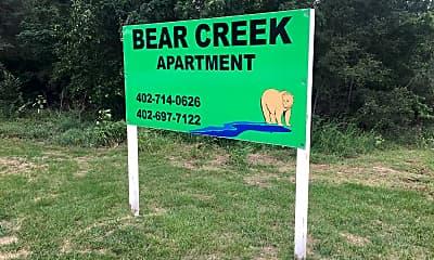 Bear Creek, 1