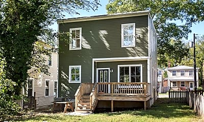 Building, 1308 Decatur St, 2