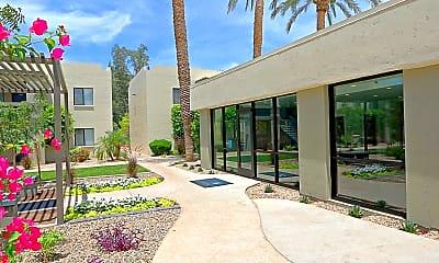 Leasing Office, Palm Desert, 2