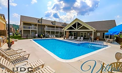 Pool, Villas at River Bend, 0