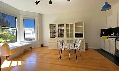 Living Room, 261 Clara Street #4, 1