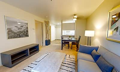 Living Room, 9300 W Mall Dr, 1