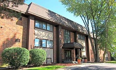 Building, Maple Park Apartments, 2