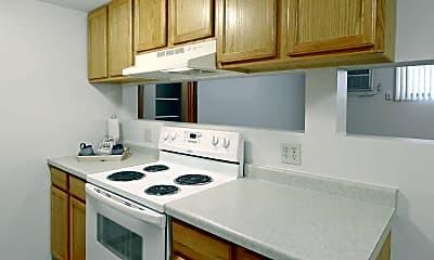Kitchen, South Pointe, 0