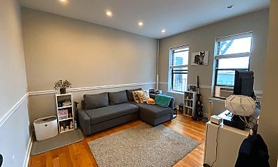 Living Room, 1575 President St, 0