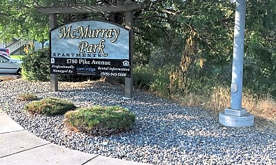 McMurray Park Apartments, 1