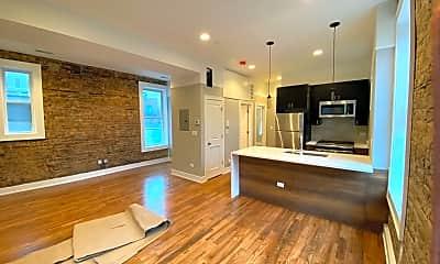 Living Room, 1836 W Augusta Blvd, 0