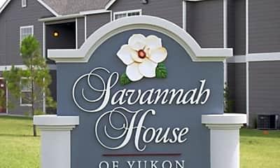 Savannah House of Yukon, 1