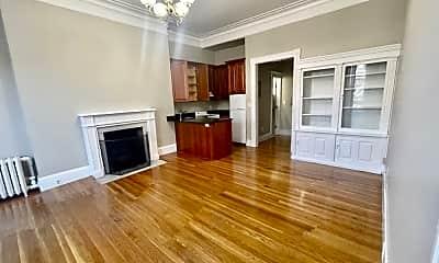 Living Room, 119 Commonwealth Avenue, 0