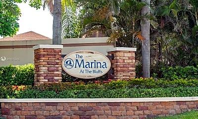 Community Signage, 1501 Marina Isle Way 105, 2