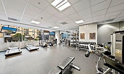 Fitness Weight Room, 1262 Kettner Blvd 2801, 2