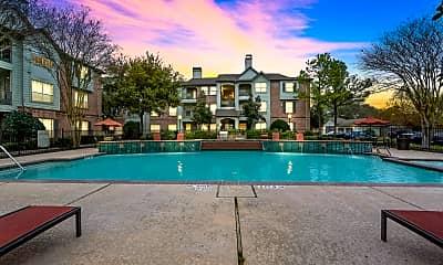 Pool, Auden Houston, 2