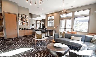 Living Room, 8515 S Ih 35, 2
