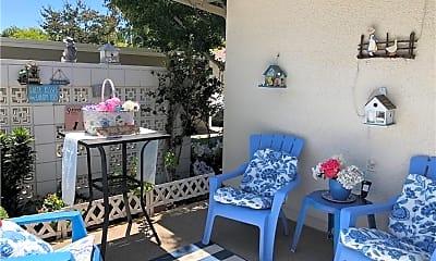 Patio / Deck, 603 Avenida Sevilla E, 1