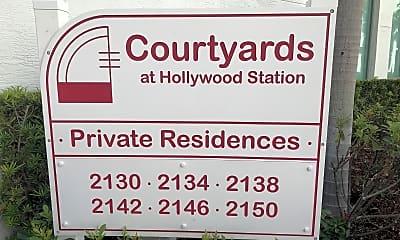 Hollywood Station, 1