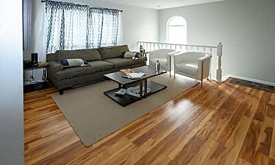 Living Room, 63 Howard St, 0