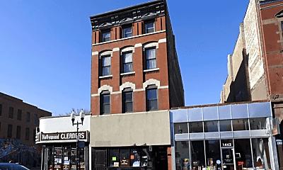 Building, 1440 N Milwaukee Ave, 0