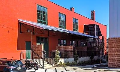 Building, Printers Alley - Downtown Memphis Lofts, 0
