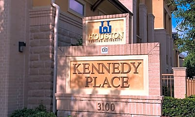 Kennedy Place, 1