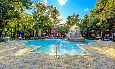 Pool, Trails at Dominion Park, 0