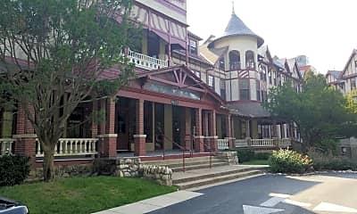 National Park Seminary Apartments, 1