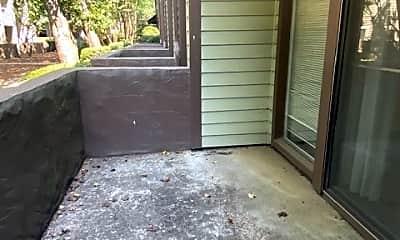 Patio / Deck, 418 W 8th St, 1