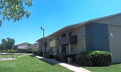 Building, Almonte Apartments, 2