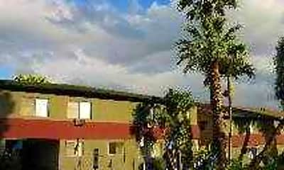 Sierra Madre Apartments, 1