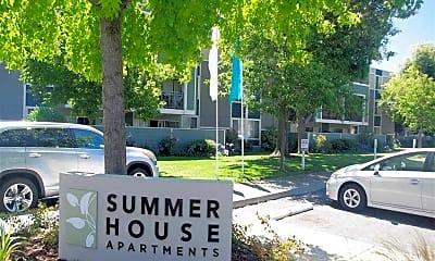 Community Signage, Summer House Apartments, 1