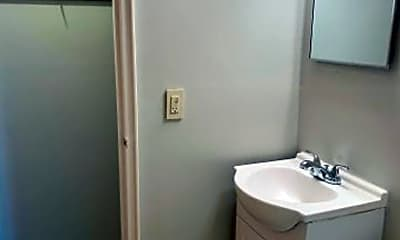 Bathroom, 1516 King Ave, 1