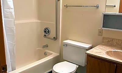 Bathroom, 1016 5th Ave., 2