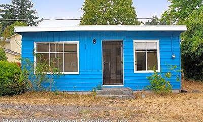 Building, 10605 SE Bush St, 1